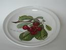 Pomona Portmeirion matala ruokalautanen Tumma kirsikka