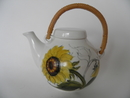 Tea Pot Sunflower 0,7 l