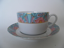 Amoroso Tea Cup and Saucer Arabia SOLD OUT