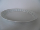 Rice Porcelain Dinner Plate Arabia