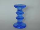 Festivo sininen 2-solmuinen kynttilänjalka MYYTY