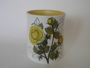 Vase Yellow Roses HLA