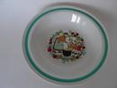 Satukenkä Children's Plate Arabia