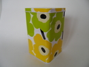 Unikko Tin Box Marimekko SOLD OUT