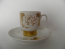 Kultaruusu Coffee Cup and Saucer