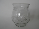 Arki Vase clear glass