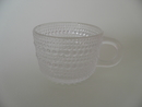 Kastehelmi clear glass small Cup