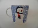Snowman Mug Arabia