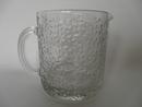 Jesper Pitcher clear glass Riihimäen lasi