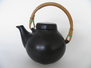 Teapot black 0,7 l Arabia