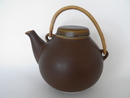 Teapot brown 1,6 l Arabia SOLD OUT