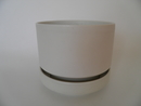 Flowerpot white Arabia SOLD OUT