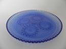 Grapponia Plate 17 cm blue