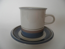 Uhtua Cocoa Cup and Saucer Arabia SOLD OUT