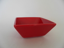 Nero small Bowl red
