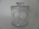 Kotilasi Jar Clear Glass medium size