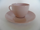 Sointu Coffee Cup and Saucer pink