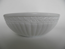 Kara Bowl white Glass