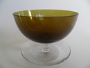 Dessert Bowl green-brown Saara Hopea