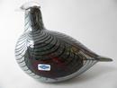 Pheasant Bird Oiva Toikka SOLD OUT