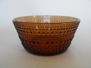 Kastehelmi Dessert Bowl brown