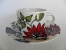 Runo Summer Ray Tea cup and Saucer Arabia SOLD OUT