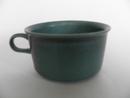 Ruska Tea Cup blue-green Arabia SOLD OUT