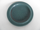 Ruska Sideplate bluegreen Arabia SOLD OUT