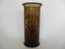 Arki Vase brown Hans Nyqvist SOLD OUT