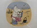 Moomin Wall Plate Adult Education SOLD OUT