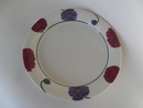 Illusia Salad Plate lilac Arabia SOLD OUT