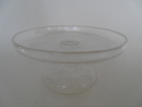 Miranda Footed Serving Plate small