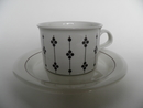Kartano Tea Cup and Saucer Arabia SOLD OUT
