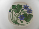 Hepatica Wall Plate Esteri Tomula SOLD OUT