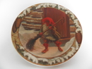Wall Plate Christmas Elf Arabia