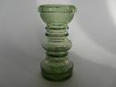 Carmen Vase/Candleholder green Riihimäen lasi