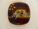 Kalevala Visit factory Wall Plate Arabia SOLD OUT
