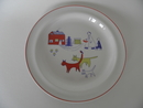 Children's Plate Matin Matka Arabia