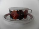 Rosmariini Tea Cup and Saucer Arabia