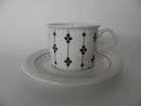 Kartano Coffee Cup and Saucer Arabia