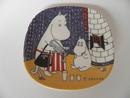 Moomin Wall Plate Moominmamma and Moomintroll
