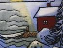 Summer Dream Wall Plate Heljä Liukko-Sundström