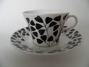 Lutukka Coffee Cup and Saucer Arabia SOLD OUT