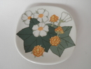 Wall Plate Cloudberry Kerttu Nurminen SOLD OUT