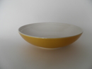 Olive Deep Plate yellow Kermansavi