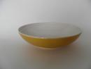 Olive Deep Plate yellow Kermansavi