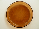 Miranda Side Plate brown