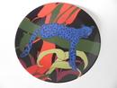 Sininen Gepardi -lautanen Marimekko