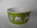Iltavilli Bowl green Marimekko SOLD OUT