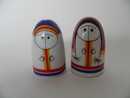 Lappalainen Salt and Pepper Shaker Arabia SOLD OUT